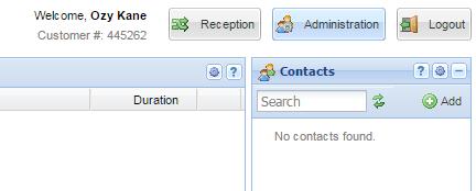 Cómo obtener un número de VoIP: navegación