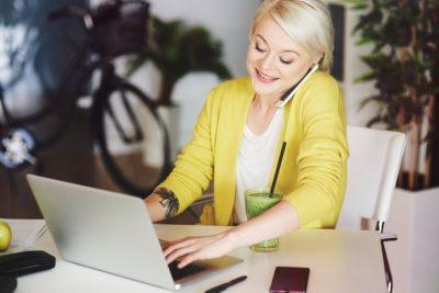 Teletrabajo en tu empresa: haz frente al coronavirus con VoIP