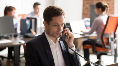 ¿Qué debes esperar de tu sistema telefónico comercial?